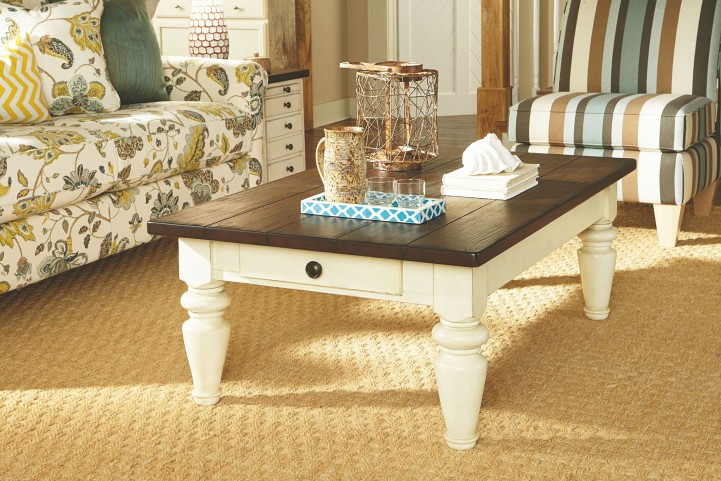 Heartland Rectangular Occasional Table Set