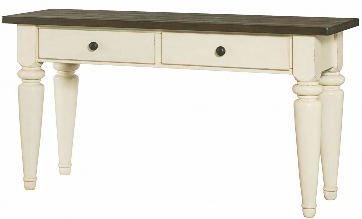 Heartland Smoky Brown Sofa Table