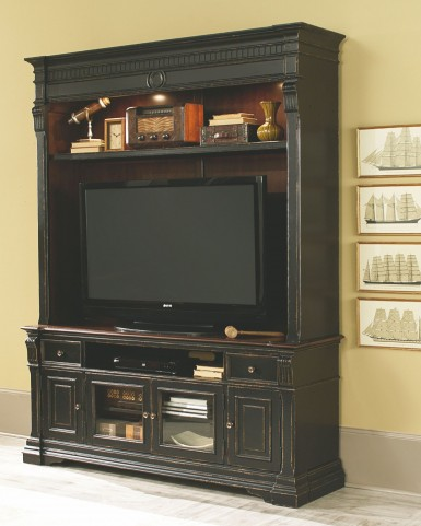 Dorset Black Entertainment Center