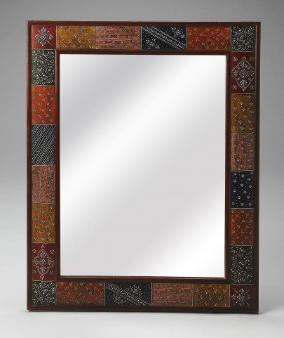 3486290 Artifacts Wall Mirror