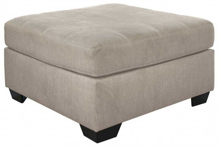 Pitkin Pebble Oversized Accent Ottoman