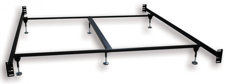 350014KW Cal. King Bed Frame