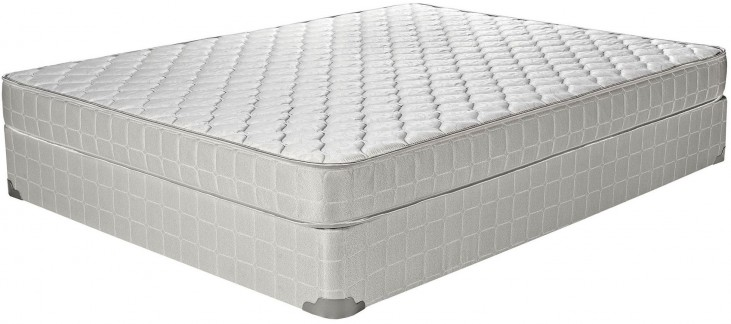 Santa Barbara Ii Gray Twin Size Foam Mattress