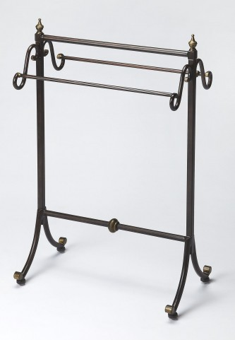 Metalworks Metal Blanket Stand