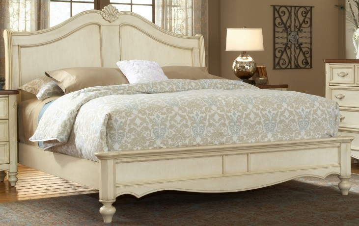 Chateau King Sleigh Bed