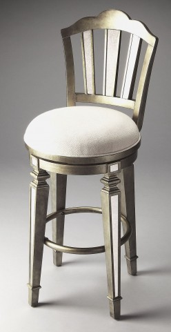 Jarnot Masterpiece Mirror Bar Stool