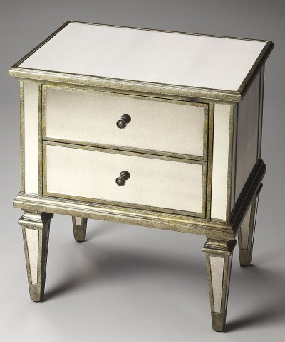 Masterpiece Celeste Mirrored Accent Chest
