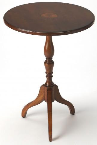 Archambault Antique Cherry Pedestal Table