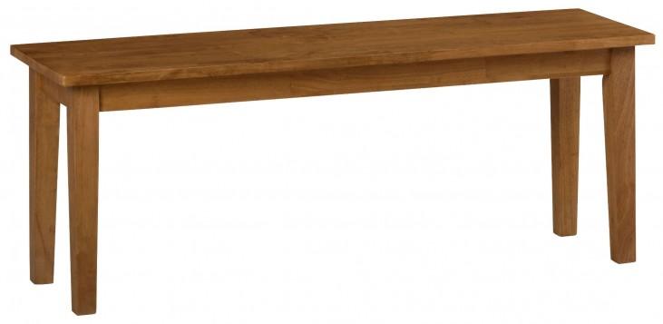 Simplicity Honey Bench