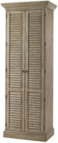 Twilight Bay Antique Linen Hartley Cabinet