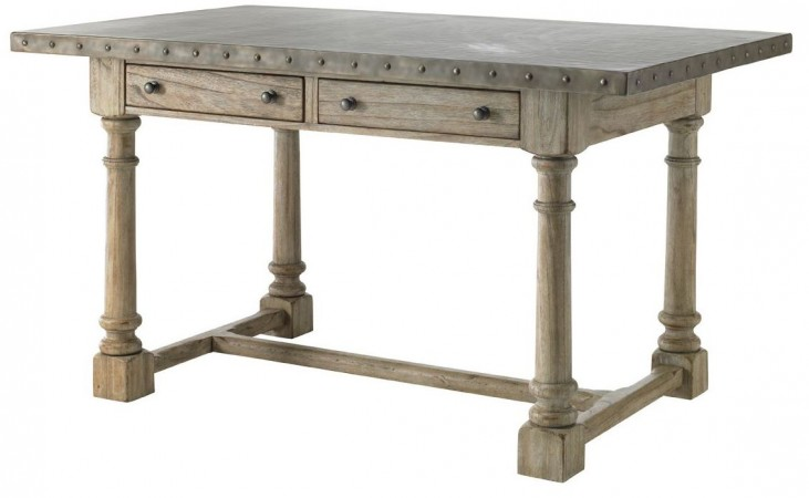Twilight Bay Antique Linen Shelter Island Bistro Table