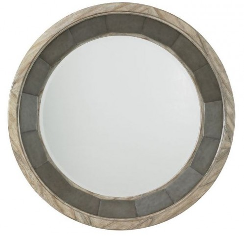 Twilight Bay Antique Linen Juliette Mirror