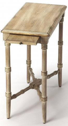 Skilling Driftwood Chairside Table