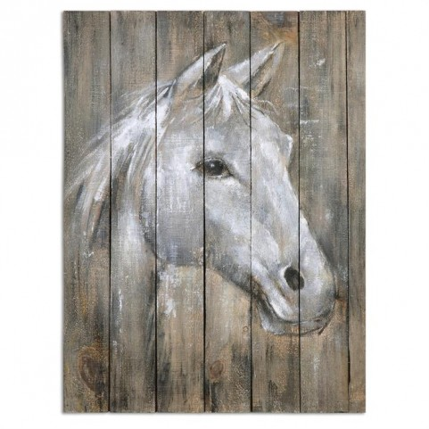 Dreamhorse Hand Painted Art