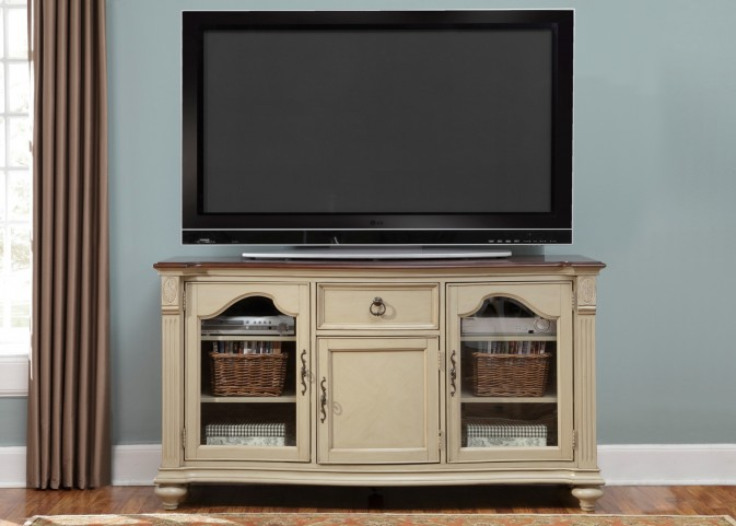 Tiffany TV Console