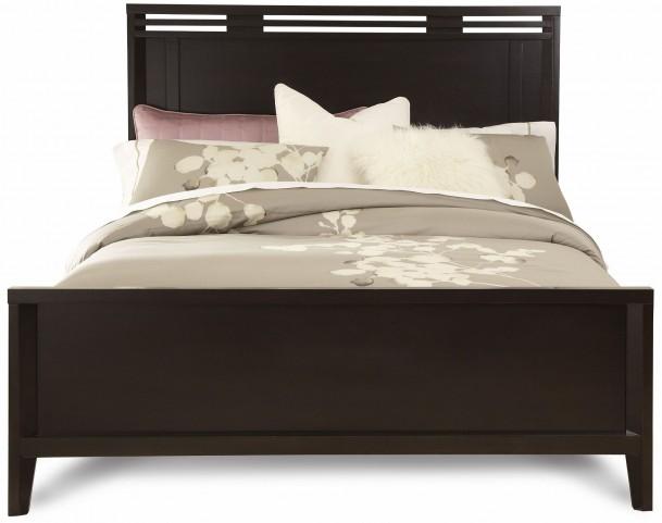 Beckett Queen Wood Panel Bed