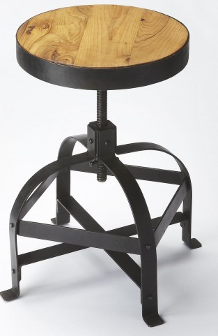 "Industrial Chic 26"" Bar Stool"