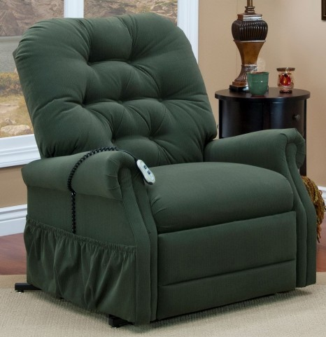 Aaron Hunter Tufted Two Way Reclining Lift Chair