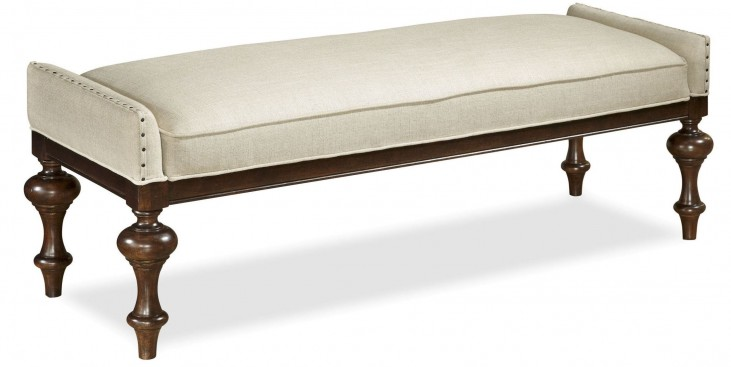 Proximity Bed End Bench