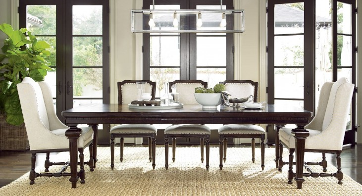 Proximity Rectangular Extendable Dining Room Set