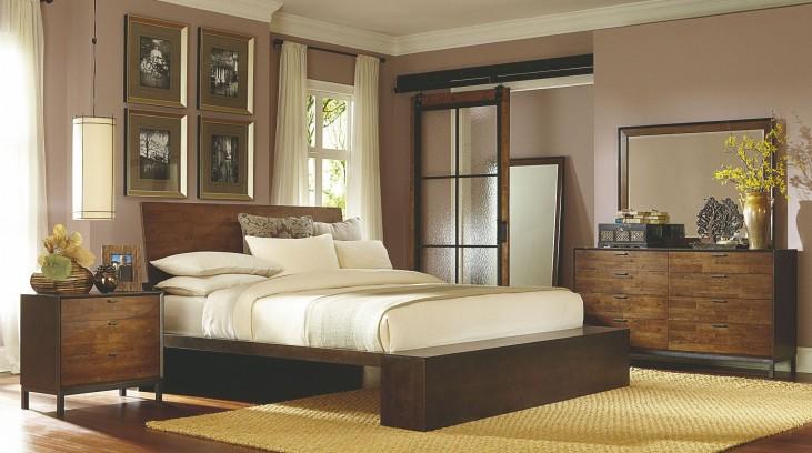 Kateri Platform Bedroom Set