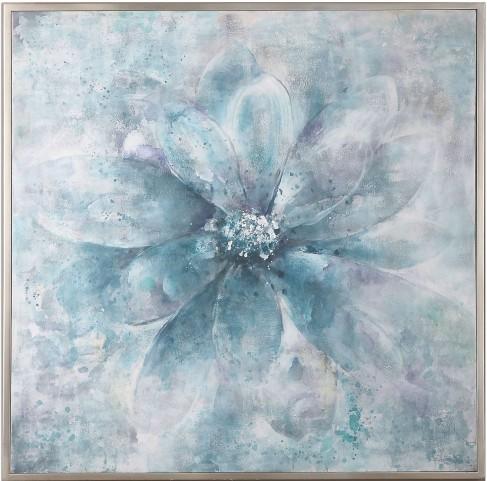 Delightful Floral Art