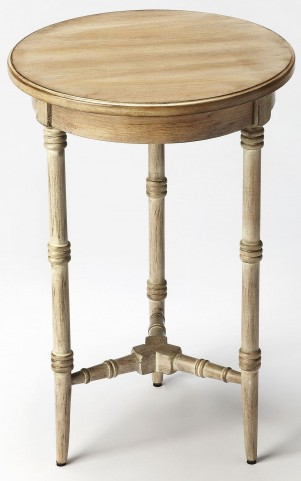 Isla Driftwood Accent Table