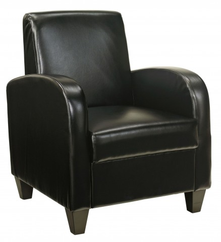 Loe Midnight Accent Chair