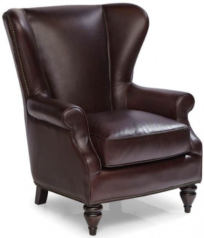 Lincoln Copenhagen Cigar Leather Chair