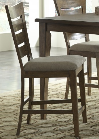 Pebble Creek I Ladder Back Counter Chair