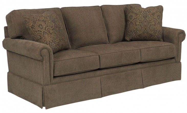 Audrey Chenille Fabric Sofa