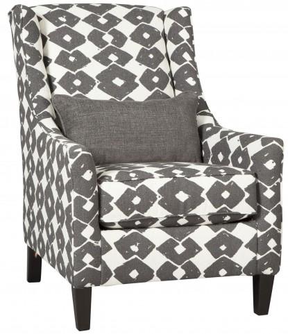 Brace Granite Accent Chair