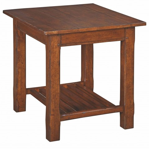 Homecoming Vintage Cherry Camden End Table