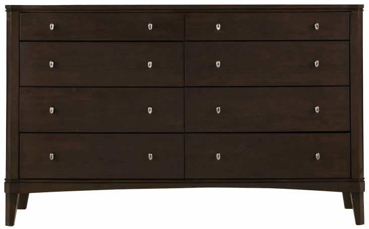 Juliette Mink 8 Drawer Dresser