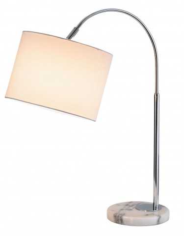 Grace Chrome Table Lamp