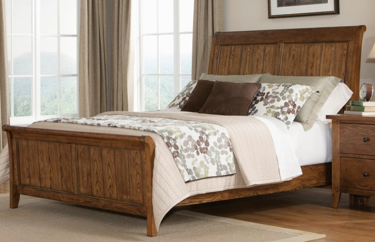 Hearthstone Sleigh Bedroom Set