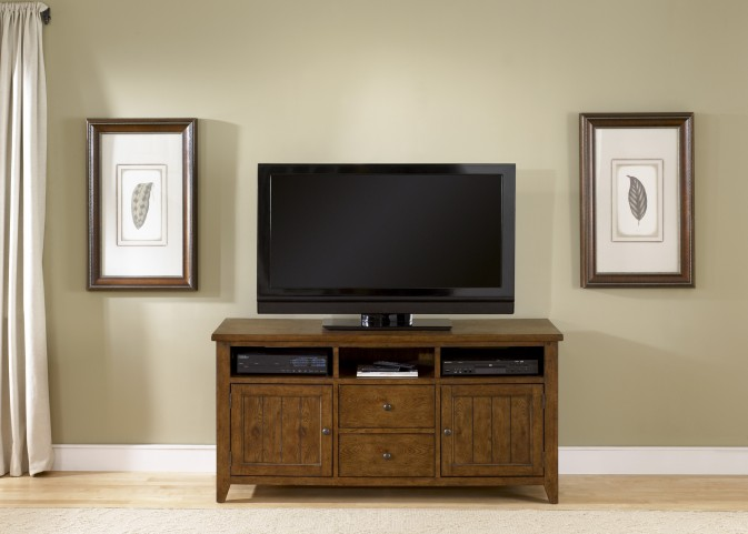 Hearthstone Entertainment TV Stand