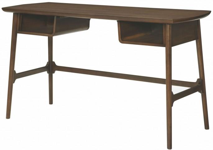 Mila Dark Walnut Desk