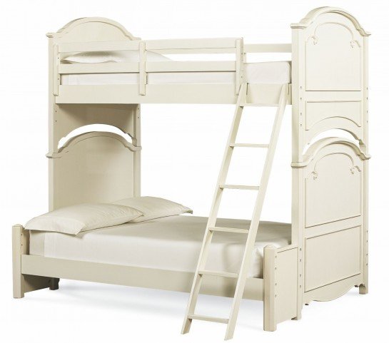 Charlotte Twin over Full Bunk Bed