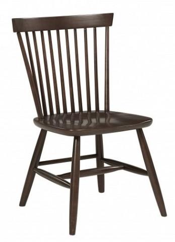 Commentary Merlot Desk Chair