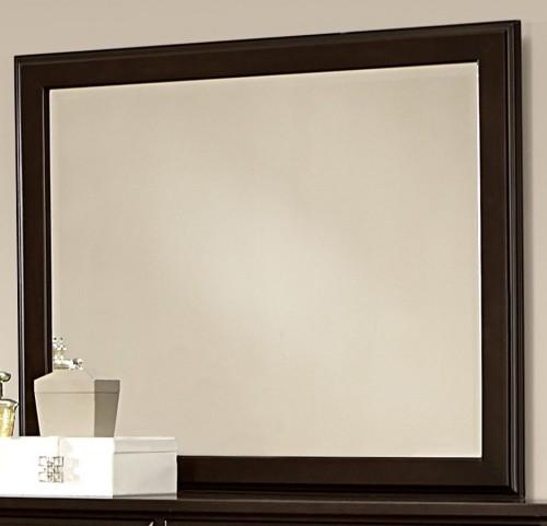 Commentary Merlot Large Landscape Mirror