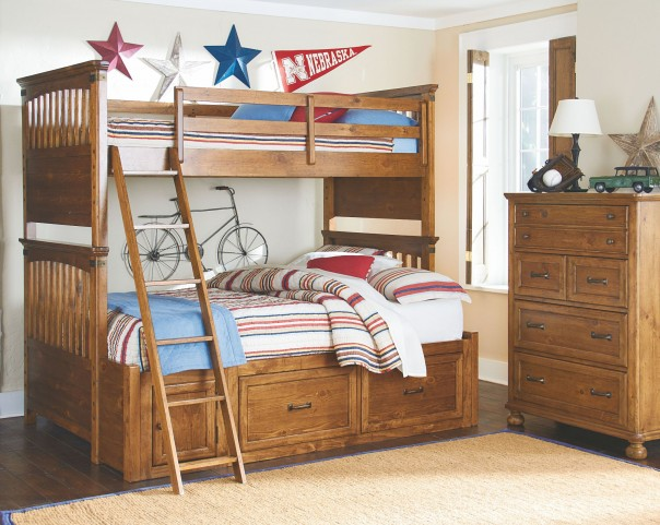 Bryce Canyon Bunk Bedroom Set