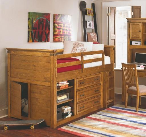 Bryce Canyon Mid Loft Bedroom Set