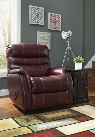 Bridger Roma Power Rocker Recliner