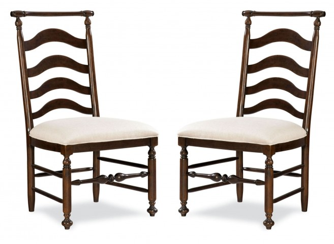 Riverhouse River Bank Side Chair Set of 2
