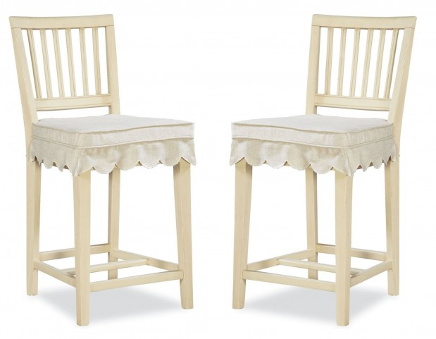 Riverhouse River Boat Counter Chair Set of 2