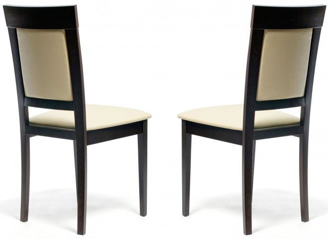 Beechwood Newport Coffee Dining Chair Set of 2