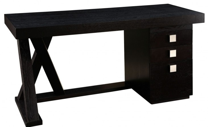 Madero Desk With Drawers
