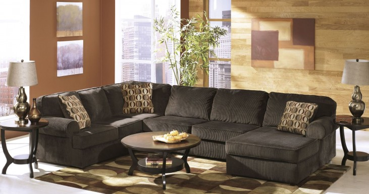 Vista Chocolate RAF Sectional