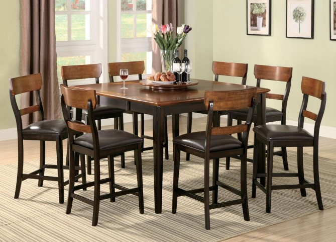 Franklin Counter Height Dining Room Set